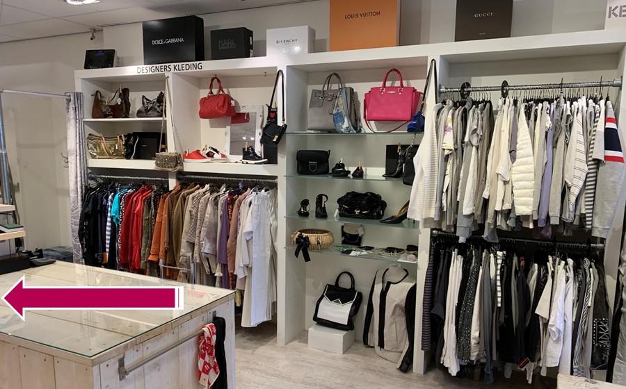 TOF Diemen - Jouw winkel voor de betere tweedehands dameskleding